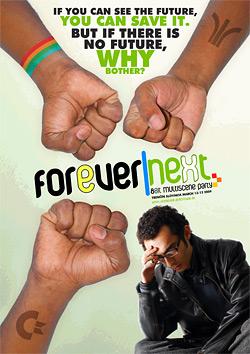 Forever 2009 poster